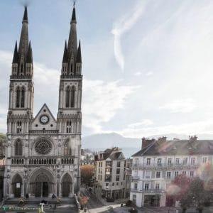 Voiron Chartreuse église Fraternité Chrétienne