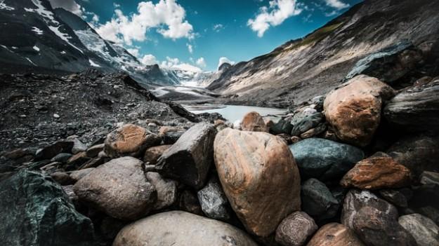 Se recentrer - Lac montagnes rivières
