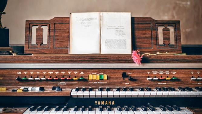 Cantiques & Hymne, orgue vieille musique