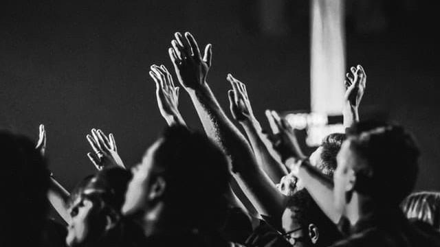 Worship people